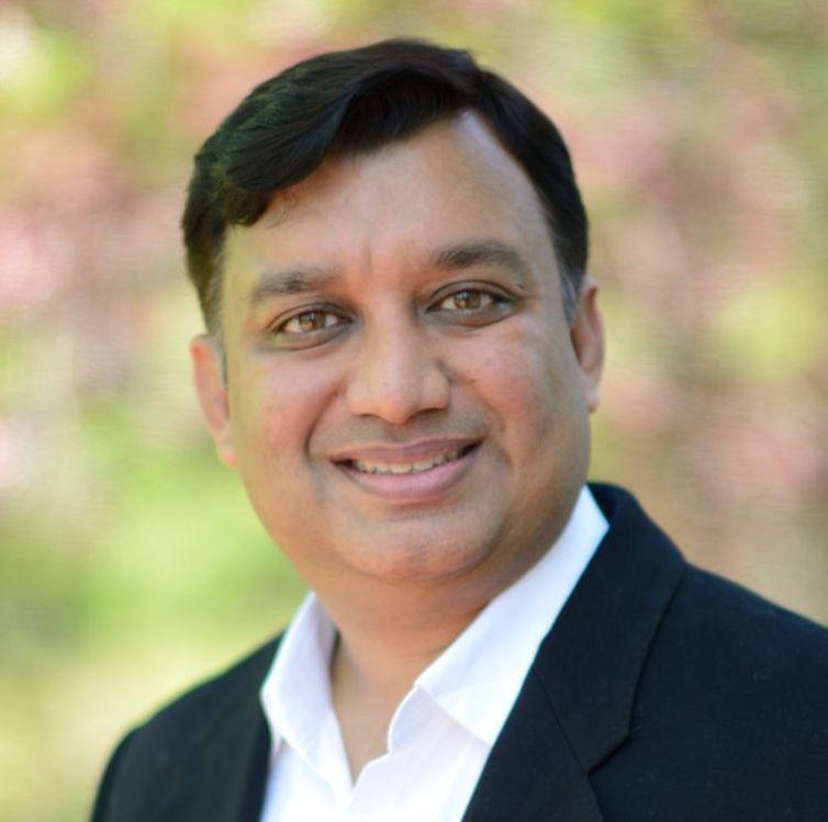 Nikhil Agarwal closeup